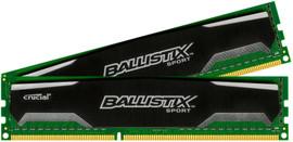 Crucial Ballistix Sport 16 GB DIMM DDR3-1600 2 x 8 GB