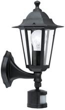 Eglo Lanterna 4 Wandlamp met Bewegingssensor