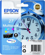 Epson 27 Combo Pack 3-Kleuren
