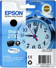 Epson 27 XL Cartridge Zwart