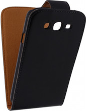 Xccess Leather Flip Case Galaxy Grand Neo/Plus Black