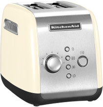KitchenAid 5KMT221EAC Broodrooster Almondwit