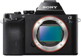Sony Alpha A7s body
