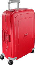 Samsonite S'Cure Spinner 55 cm Crimson Red