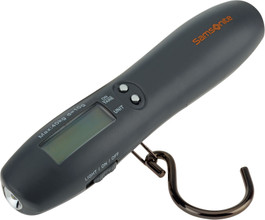 Samsonite Digital Luggage Scale Torch Black