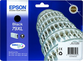 Epson 79 XL Cartridge Zwart