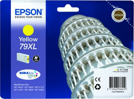 Epson 79 XL Cartridge Geel
