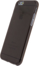 Xccess TPU Case Apple iPhone 6/6s Transparant Zwart