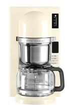 KitchenAid 5KCM0802EAC Amandelwit Filterkoffiemachine