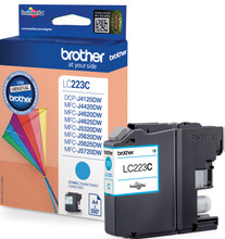 Brother LC-223C Cartridge Cyaan