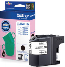 Brother LC-227XLBK Cartridge Zwart XL
