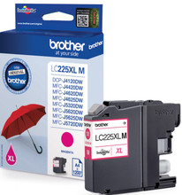 Brother LC-225XLM Cartridge Magenta XL
