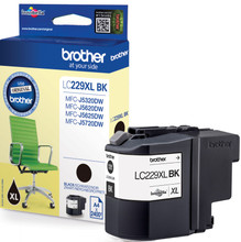 Brother LC-229XLBK Cartridge Zwart XXL