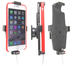 Brodit Passive Holder iPhone 6 Plus/6s Plus with Skin USB