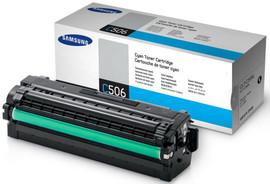 Samsung CLT-C506L Toner Cyaan XL