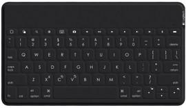 Logitech Keys-to-Go Apple QWERTY Zwart