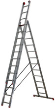 Altrex All Round 3-delige reformladder AR 3080 3 x 12
