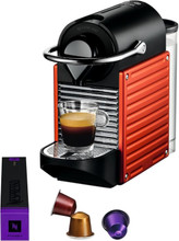 Krups Nespresso Pixie Electric Red XN3006 (BE)