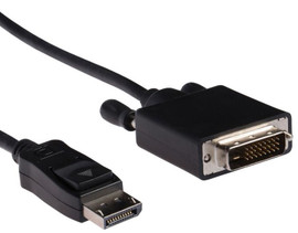 Valueline DisplayPort naar DVI-D kabel 2 meter
