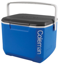 Coleman 16QT Excursion Cooler Tricolor Blue/Grey