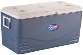 Coleman 100 Qt Xtreme Cooler Blue