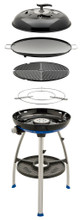 Cadac Carri Chef Deluxe 2 BBQ/Skottel Combo