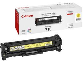 Canon CRG-718 Toner Geel