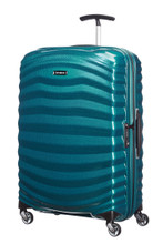 Samsonite Lite-Shock Spinner 69 cm Petrol Blue