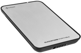 Sharkoon QuickStore Portable USB 3.0 2,5 inch Mirror