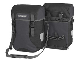 Ortlieb Sport-Packer Plus QL2.1 Granite/Black (paar)