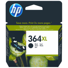 HP 364 XL Ink Cartridge Black (Zwart)