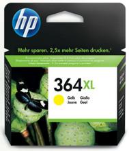 HP 364 XL Ink Cartridge Yellow (Geel) CB325EE