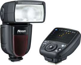 Nissin Di700A kit Nikon + Air 1 NAS TTL-commander