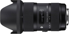 Sigma 18-35mm f/1.8 DC HSM Art Canon