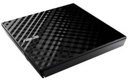 Asus Externe DVD-Writer SDRW-08D2S Lite Zwart