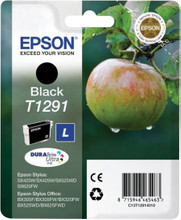 Epson T1291 Large Ink Cartridge Black (Zwart)
