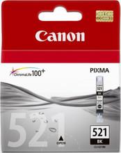 Canon CLI-521BK Black (Zwart)