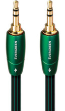 AudioQuest Evergreen 3,5 mm naar 3,5 mm 2 meter