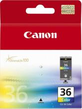 Canon CLI-36 Color Ink Cartridge (Kleur)