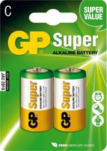 GP Super Alkaline C Baby kleine staaf, blister 2