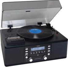 TEAC LP-R550USB Zwart
