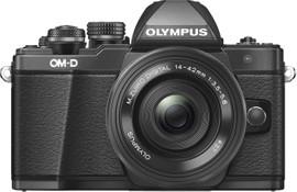 Olympus OM-D E-M10 Mk II Zwart + 14-42mm EZ