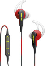 Bose SoundSport In-ear Apple Rood