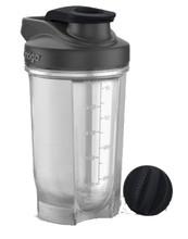 Contigo Shake & Go Fit Protain Shaker 590 ml Black