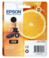 Epson T3351 Cartridge Zwart XL (C13T33514010)