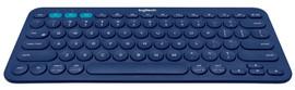 Logitech K380 Bluetooth Toetsenbord Blauw AZERTY