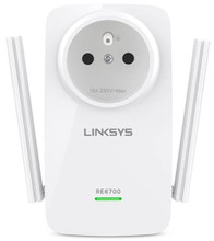 Linksys RE6700-EF Range Extender BE