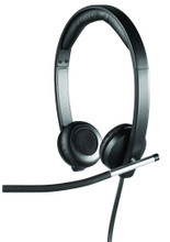 Logitech USB Headset Stereo H650e Zwart