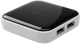 Belkin 4 poorts Square USB 2.0 hub