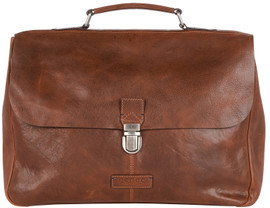 Renee by Castelijn & Beerens Peter Laptoptas 15,6'' Bruin